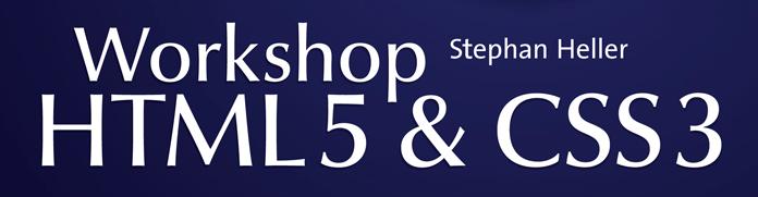 clearfix - Workshop HTML5 & CSS3 - Stephan Heller
